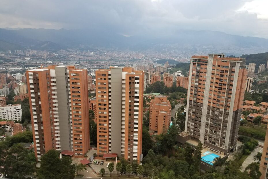pollution in medellin