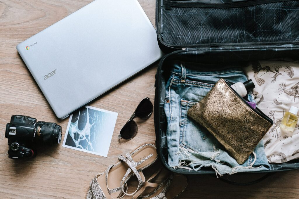 The Importance of Packing Light