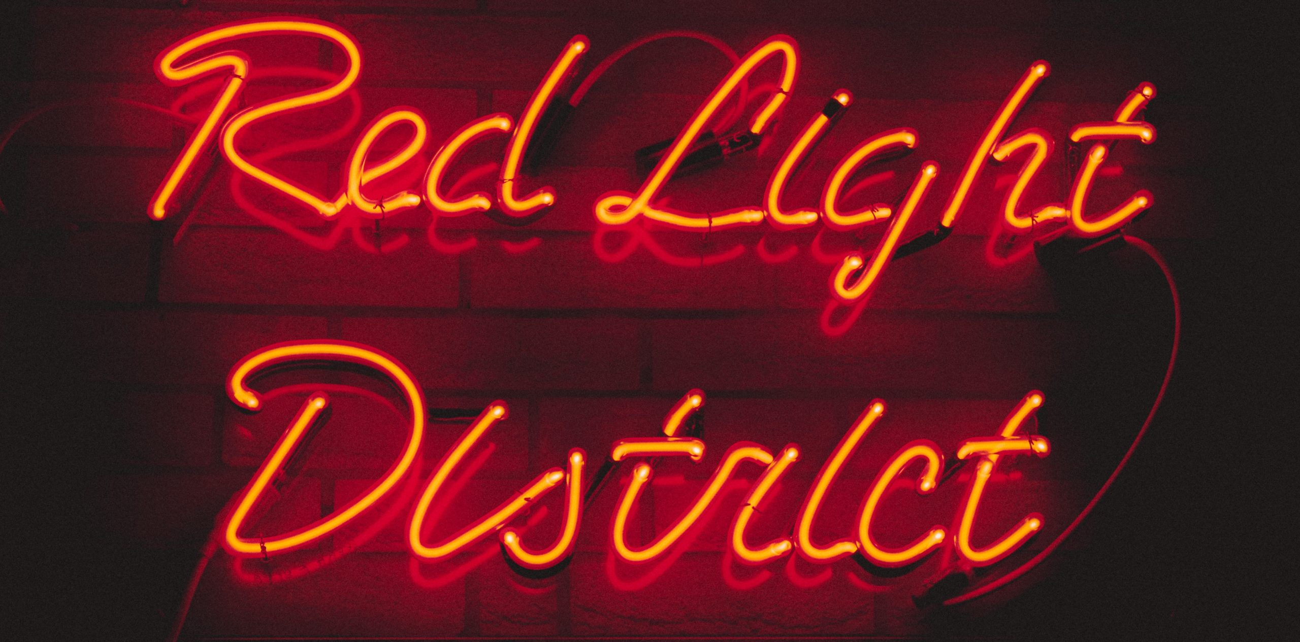 red and blue Coors Light neon signage