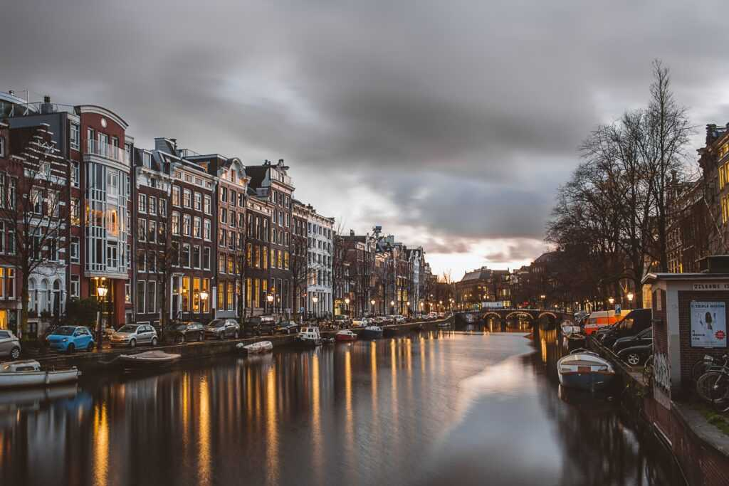 Amsterdam's Top 5 Attractions